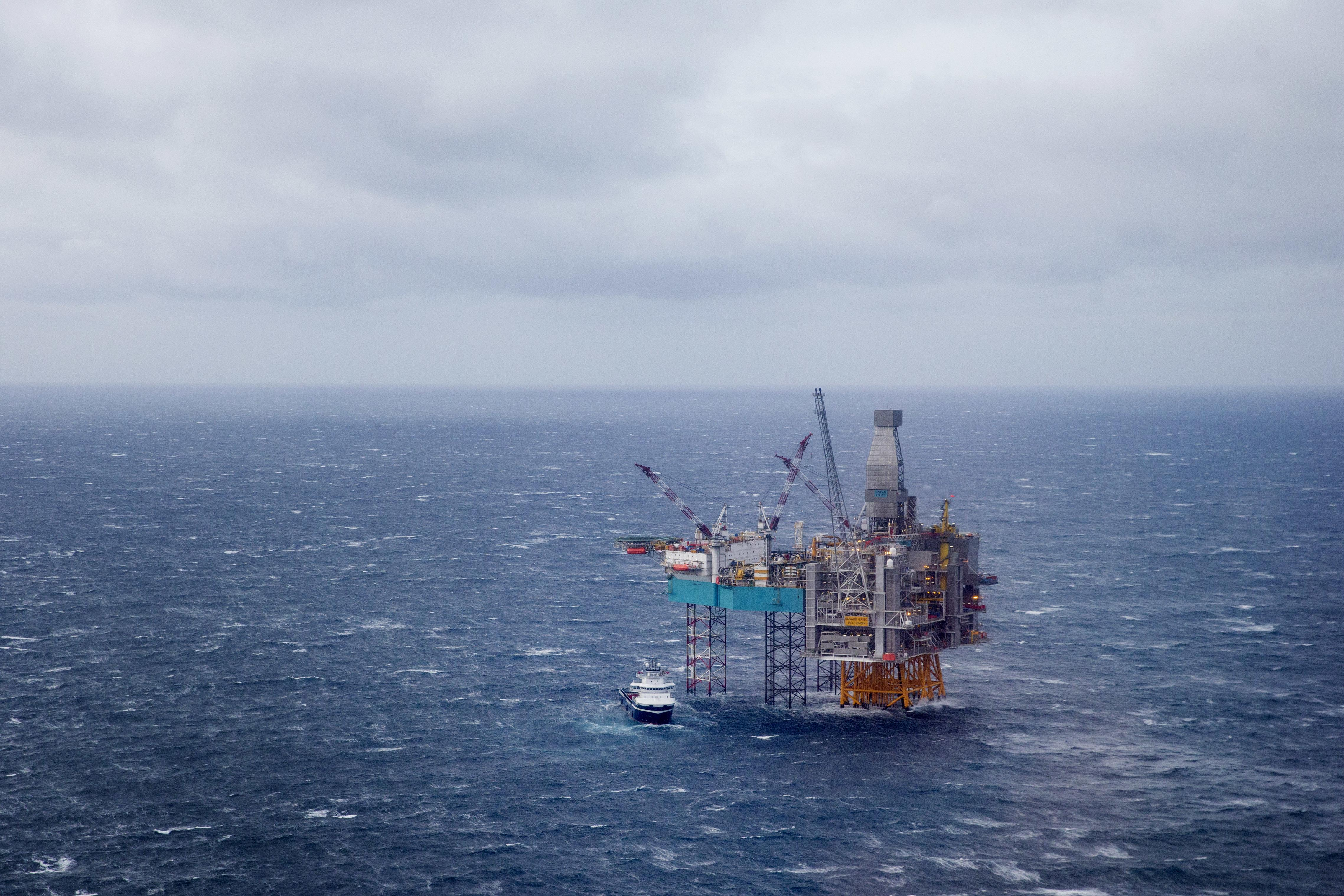 offshore hook up prosedyre