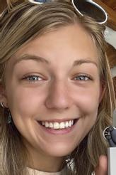 La 22enne Gabi Pettito è scomparsa durante un viaggio con il suo fidanzato.  In seguito è stata trovata uccisa in un'area picnic nel Wyoming.  Foto: Dipartimento di polizia di North Port / AP