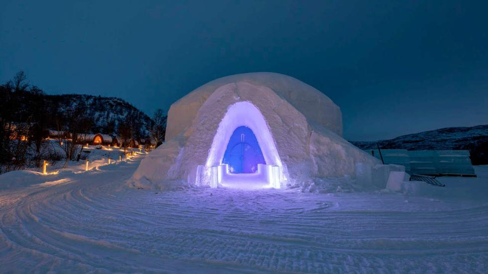 Foto di Snowhotel Kirkenes: Snowhotel Kirkenes
