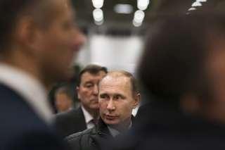 e3a95d78 Den russiske presidenten Vladimir Putin håper å trekke Tyrkia dypere inn i  Syria-krigen,