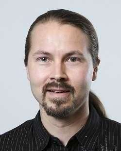 aea9d087 Seksjonsleder Sturla K. Naas Johansen i RUStelefonen. Foto: Privat