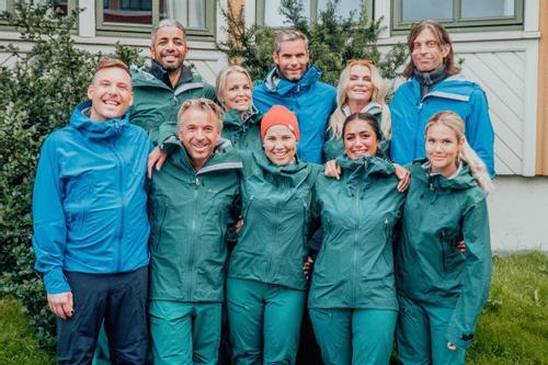 Dette er årets deltakere i «71 grader nord Norges tøffeste