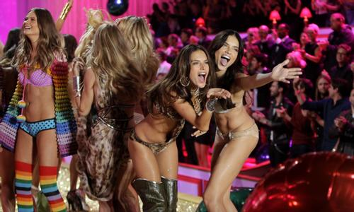 00314383 Victoria's Secret får kritikk for sine modeller: – Det får meg til å føle  meg dårlig | ABC Nyheter