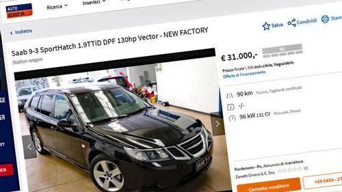 3346be9b Her kan du kjøpe splitter ny bil – 8 år etter konkursen | ABC Nyheter