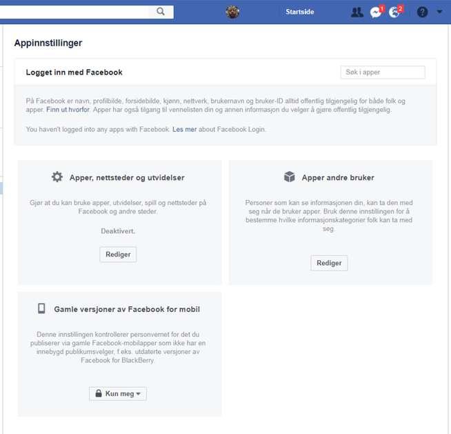 c80ed6552 På tide å slette Facebook? | ABC Nyheter