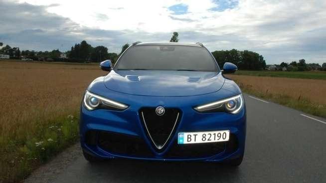 b56c89091 Alfa Romeo Stelvio Q er kjappere enn en 911 GT3 | ABC Nyheter