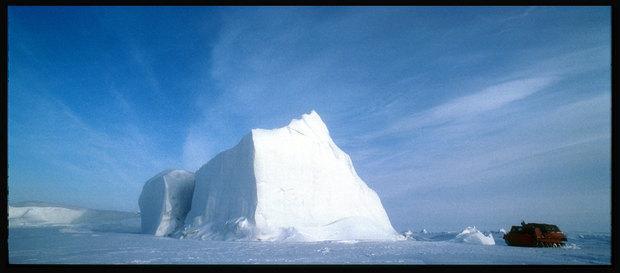Nordpolen kan bli isfri i sommar