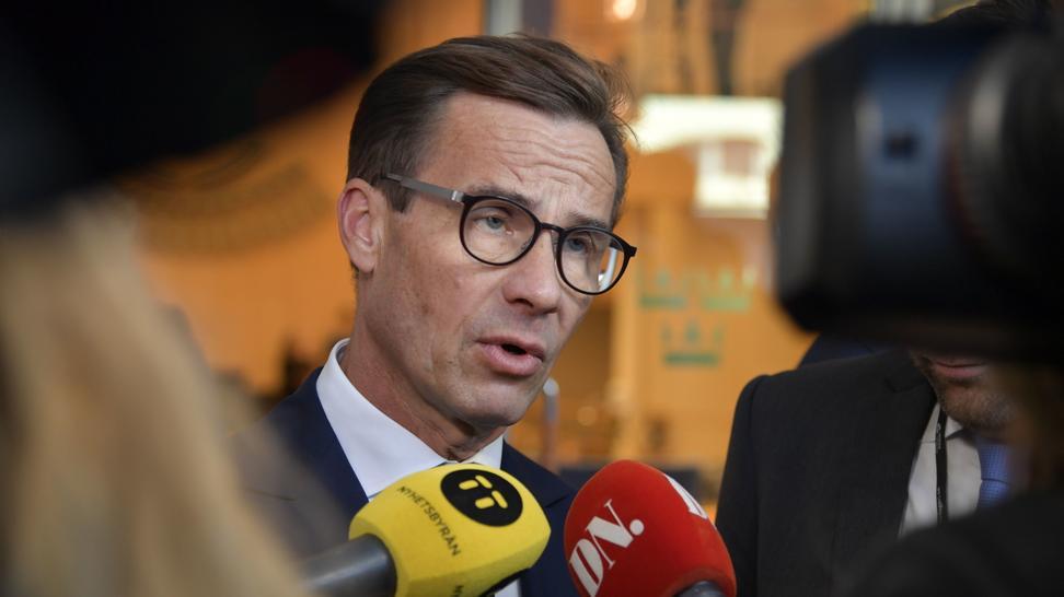 Kristersson Skal Legge Fram Svensk Regjeringsalternativ