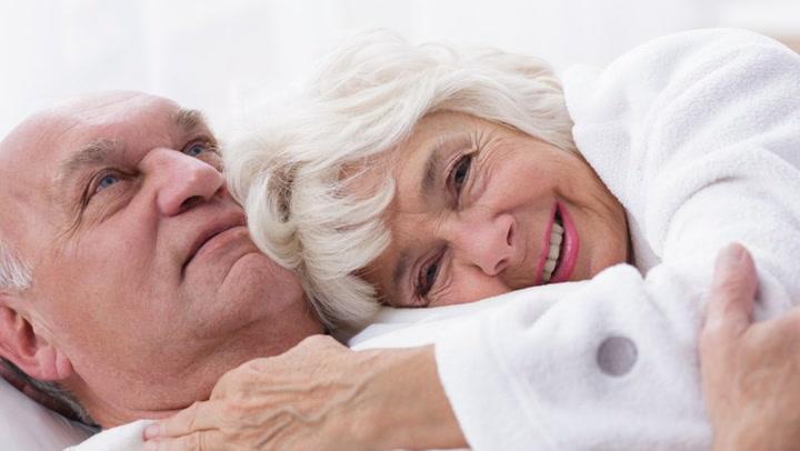 Kvinner i alderen for sex