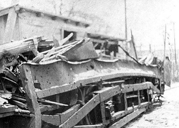 I (01) Bombingen av Victoria terrasse
