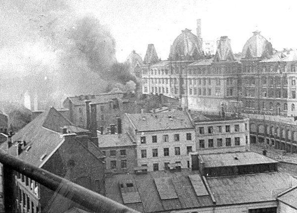 IV (08) Bombingen av Victoria terrasse