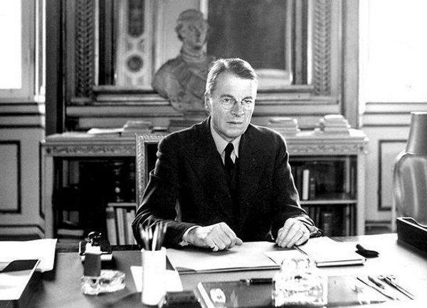 Utenriksminister Günther