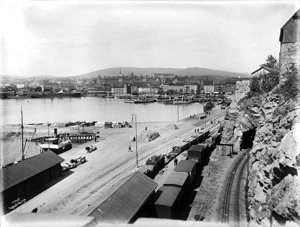 Oslo havn: