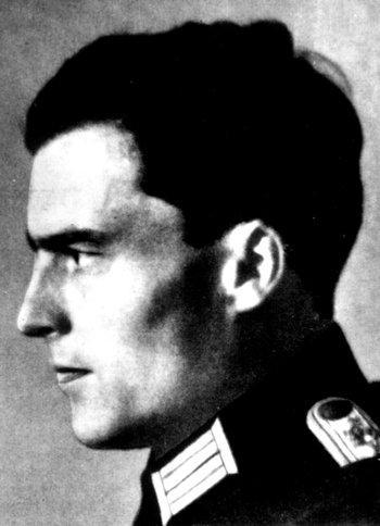 Claus Schenk Graf von Stauffenberg: