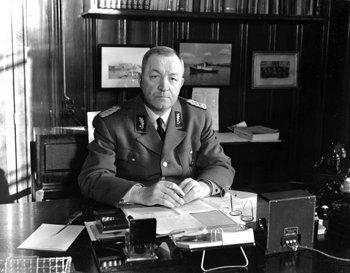 Politipresident Bernhard Askvig: