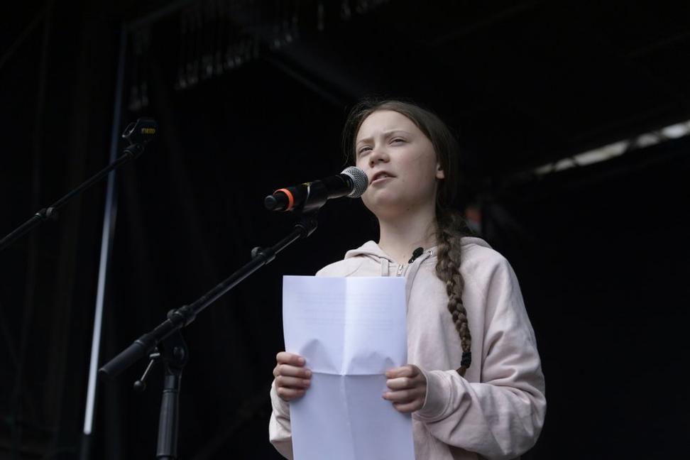 Thunberg ber danskene behandle klimaet som en nødsituasjon