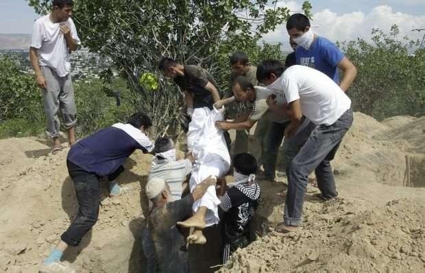 Fortsatt spant i kirgizistan