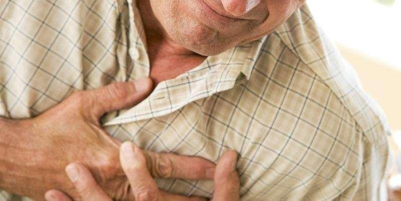 hjerteinfarkt hos menn