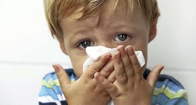 5251ab2d IKKE HA DET FOR VARMT: For høy innetemperatur kan gå utover barnas helse. -