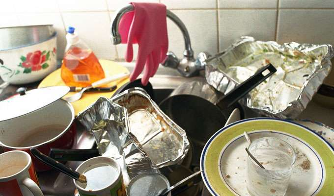4ed7abc4 UNNGÅ: Unngå at julegjestene får feil inntrykk av hjemmet ditt. Foto:  Colourbox.