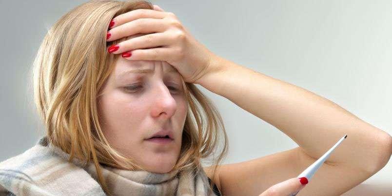 gravid forkjølet jobb