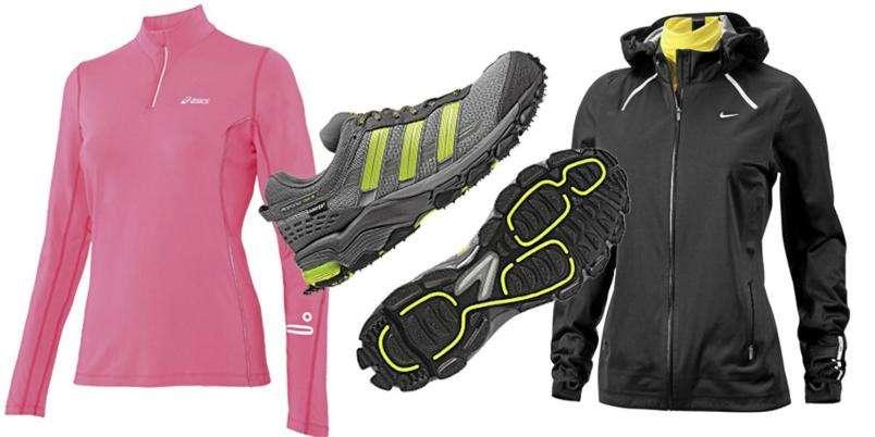 c7d100e3 TRENDY PÅ TRENING: Løpetopp fra Asos (kr 800). Hybrid løpesko fra Adidas