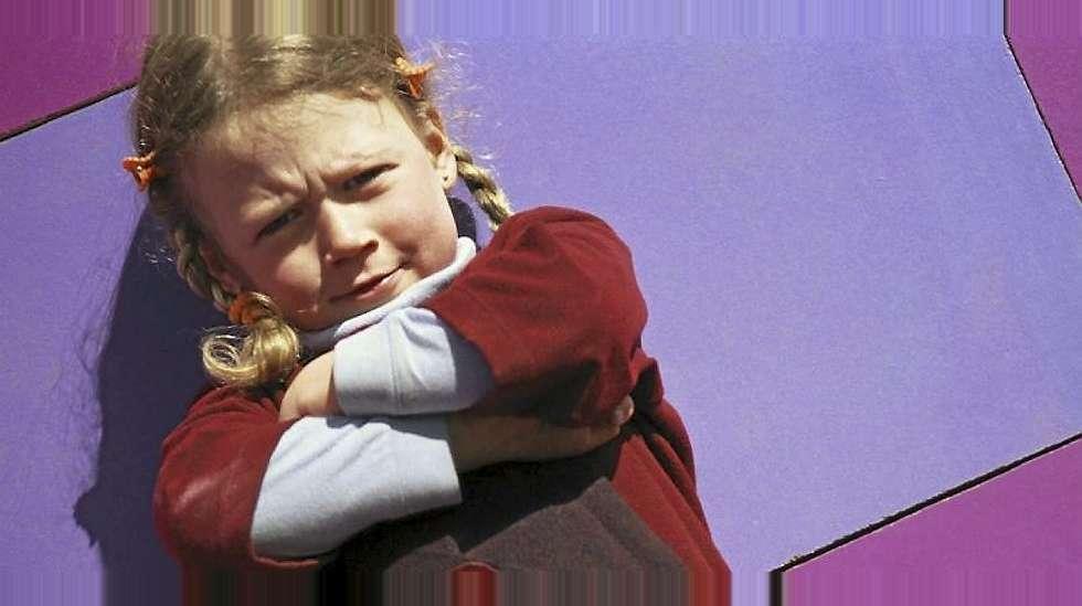 5a152503 TRASS: Mange barn er i perioder villige til å gå til krig for den minste