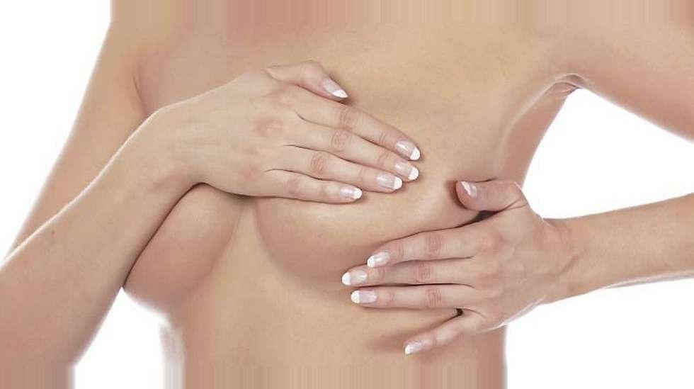 brystvorte som trekker seg innover