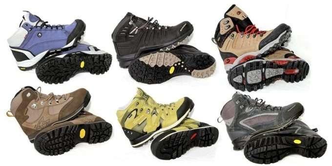 33cb457d FJELLSKO: Så lenge en ikke er ute etter sko til de aller tøffeste turene,