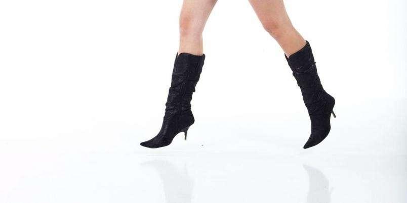 94a702ff GÅ INN SKOENE: - Et alternativ er å bruke skoene i to- tre timer
