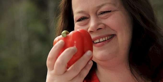 50a2a0fa SLANKEDRONNING: Lena Beatrice Aronsson (40) gikk ned 45 kilo med lavkarbo,  på
