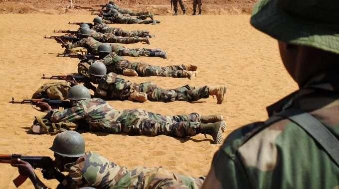 Ny forsvarsminister i mali