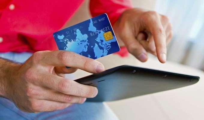 34f43e61 BRUK KREDITTKORT: Skal du handle i en nettbutikk, bør du betale med  kredittkort.