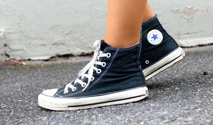 2de0d550 PLAGER: Sko uten riktig stabilitet kan føre til plager i hele kroppen. ©  Hanna