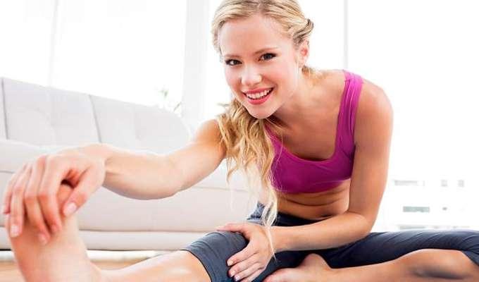 trene hver dag ned i vekt