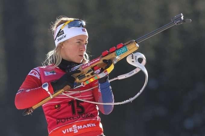 71ea36d3f Svakeste skiskyttersprint siden 2010 for jentene   ABC Nyheter