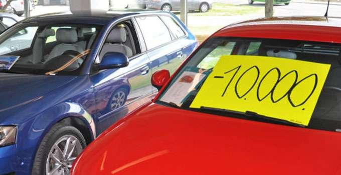 7200af74 FALLGRUVE: Å kjøpe bruktbil langt fra hjemstedet kan gi en rekke praktiske  problemer hvis det
