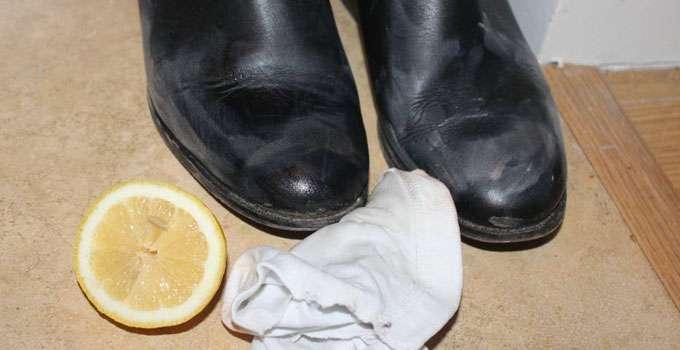 1c58754f08f EDDIK OG SITRON: Dette kan redde støvlettene dine i vinter. (FOTO: Trine
