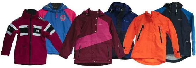 cf10a78e I testen var det fem jakker fra norske produsenter, Stormberg, Helly Hansen,  Norheim