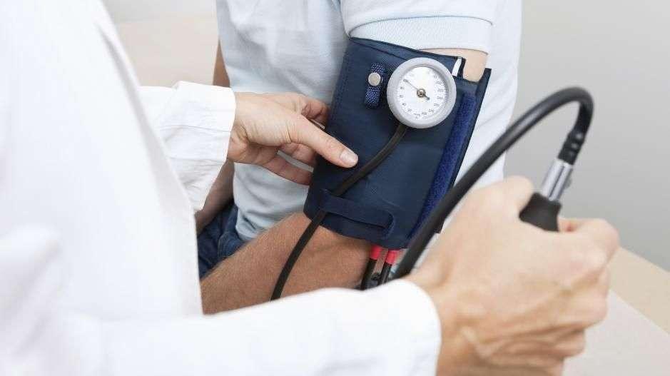 blodtrykk etter trening