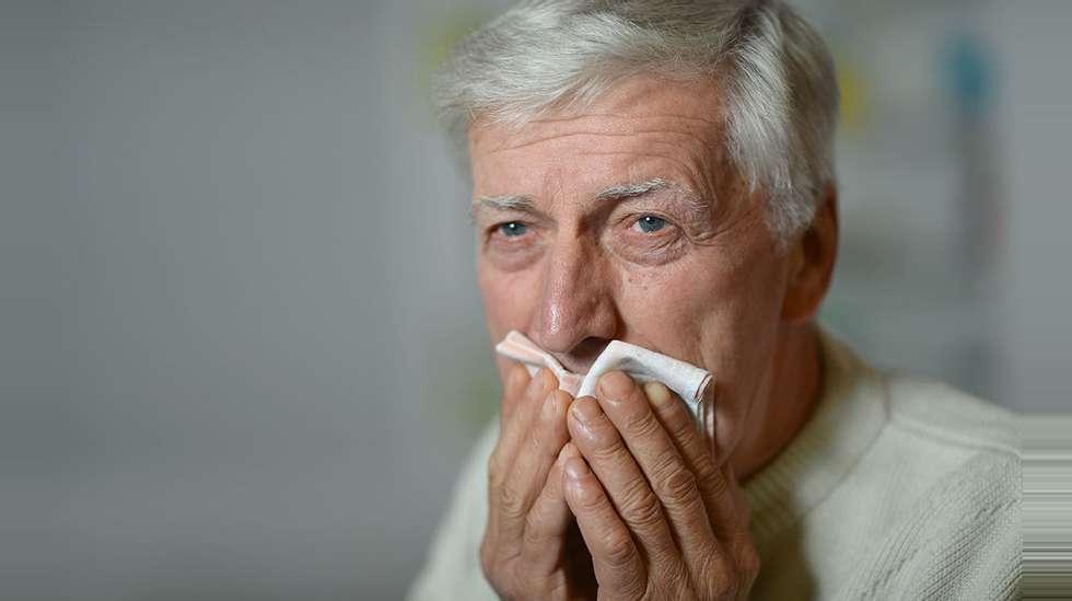 symptomer kols