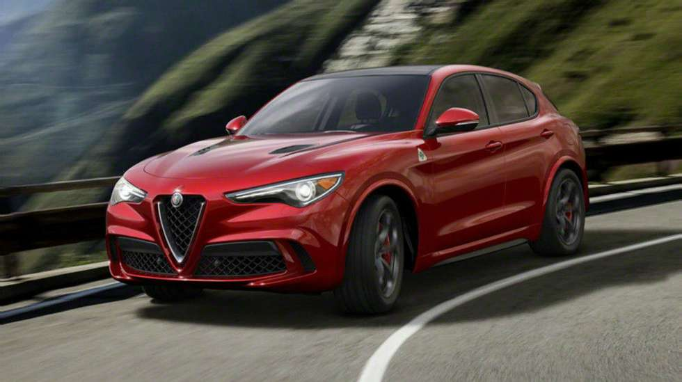 cfaeca6f2 Alfa Romeo Stelvio: Denne bilen kan ikke komme tidlig nok | ABC Nyheter
