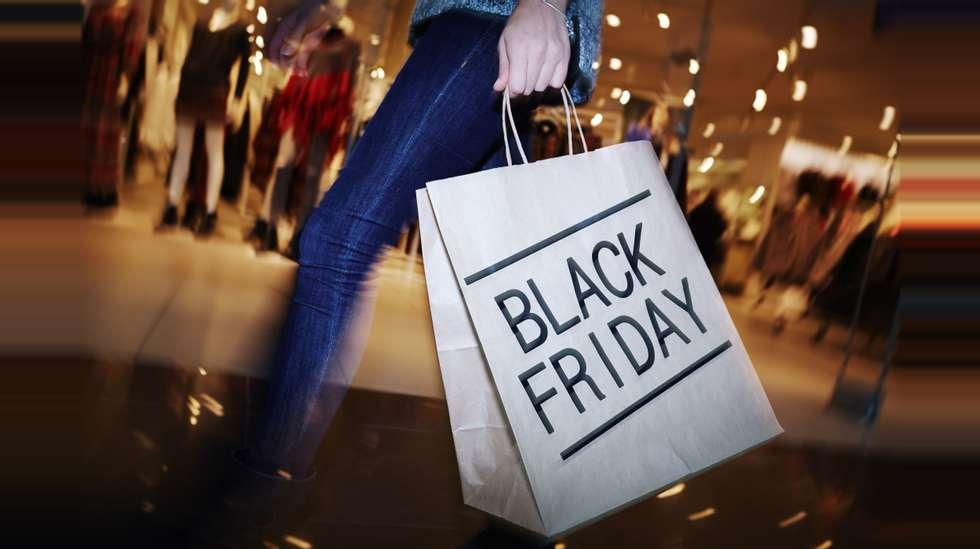 db5e9af9 Black Friday har blitt en populær handledag. Du kan gjøre noen gode kjøp,  men