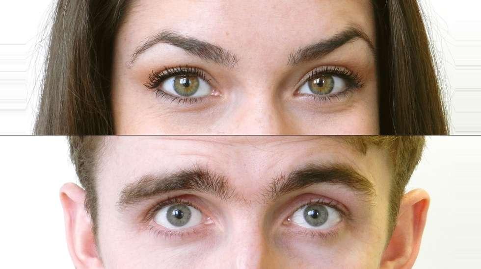 eef2d624 Ny undersøkelse viser at menn er bedre på å tyde lyst og fiendtlighet i  andres blikk, mens kvinner scorer høyest på å identifisere redsel og  trygling.