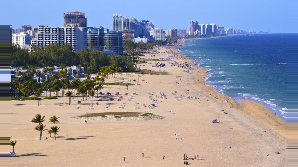 cab90894 <p>Fort Lauderdale er med sine sandstrender og cruiseskiphavner et populært  turistmål. Gjennomsnittlig