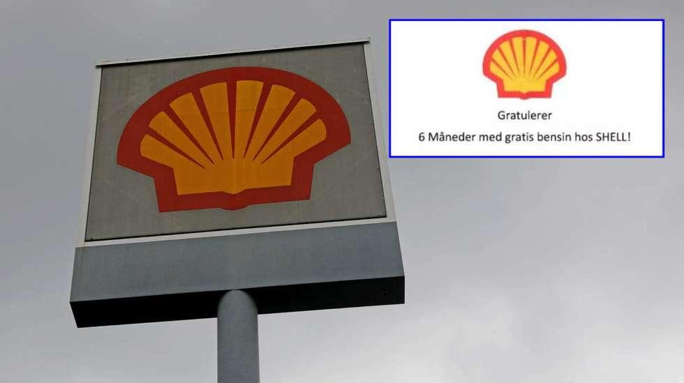 2be53a04 Falske e-poster har gitt hodebry for Shell. Nå advarer de folk som har