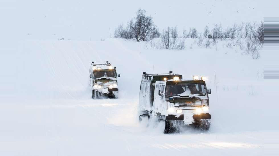8b42b0b35 Kraftig nedbør gir betydelig snøskredfare | ABC Nyheter