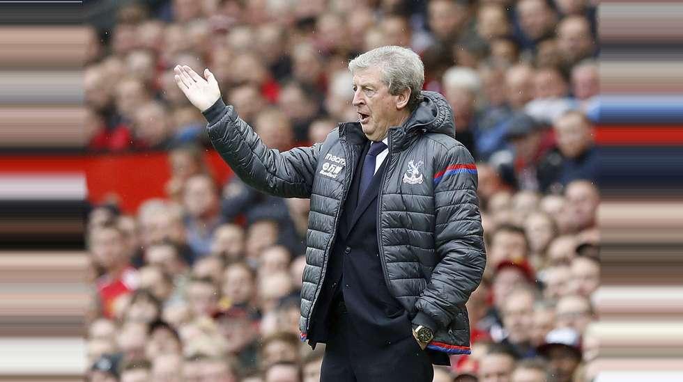 bbc8176a Palace ut av ligacupen, City og Arsenal slet seg videre | ABC Nyheter