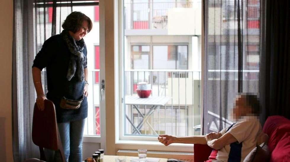 7281c131 Pengelens: Ifølge Marit Müller-Nilssen har ikke Ole disponert egne penger  de siste tre