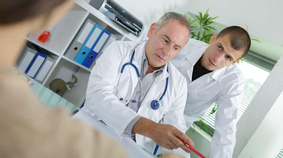 helsesjekk hos lege